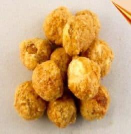gebrannte macadamia